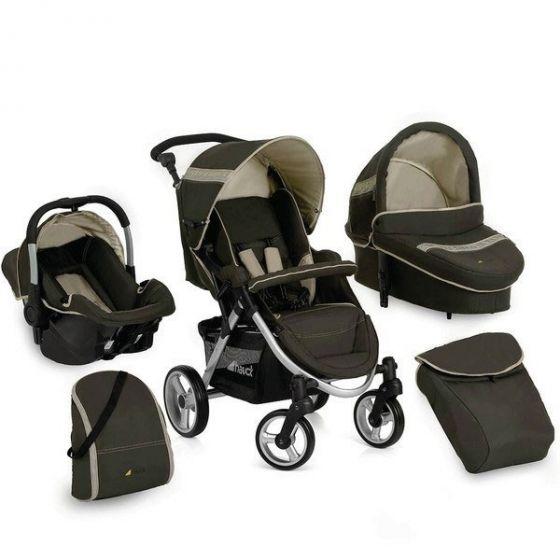 Бебешка количка 3в1 HAUCK APOLLO ALL IN ONE