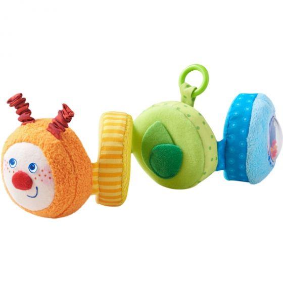 Бебешка играчка Гъсеница - HABA