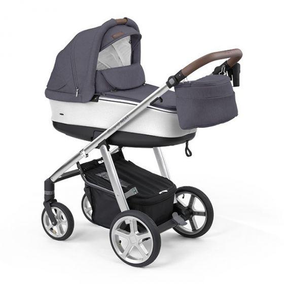 Бебешка количка NEXT MANHATTAN - синя - 213