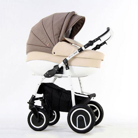 Бебешка количка JUMP ALMOND - NIO