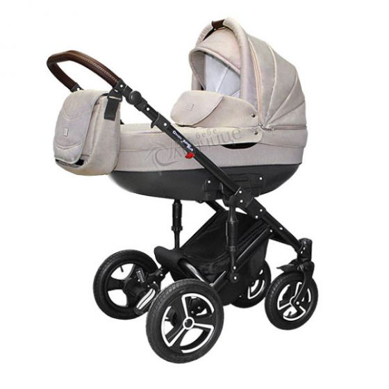 Бебешка количка JUMP SOFT BEIGE - NIO