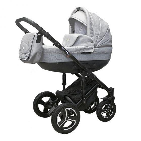 Бебешка количка JUMP SOFT GREY - NIO