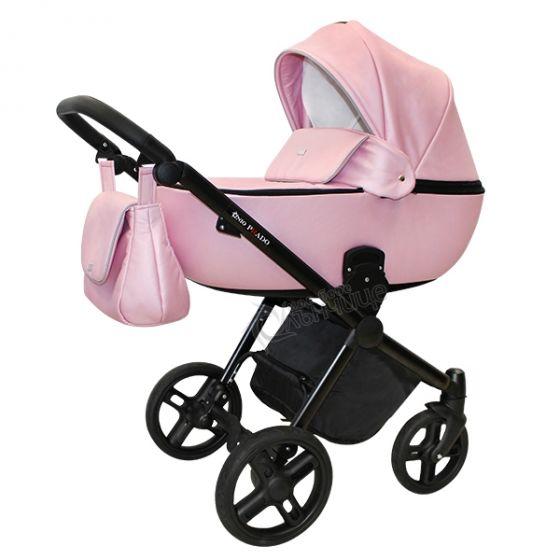 Бебешка количка PRADO PINK PEARL - NIO