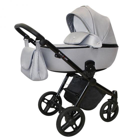 Бебешка количка PRADO GREY PEARL - NIO