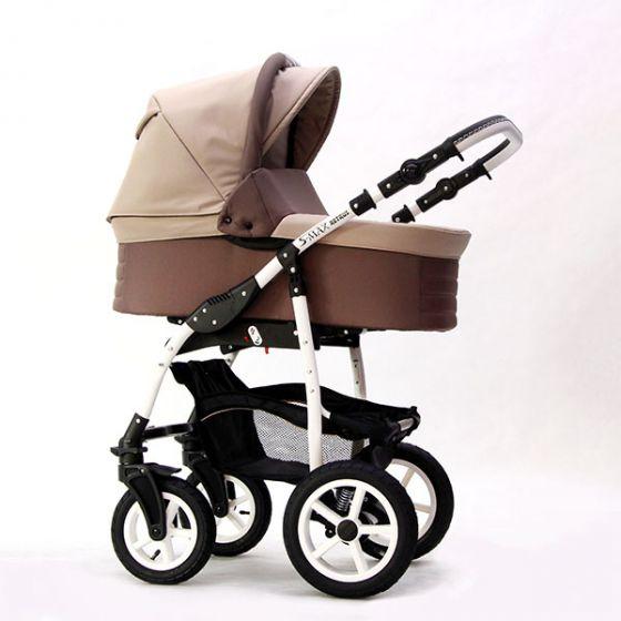 Бебешка количка S-MAX CARAMELL - RETRUS 2017
