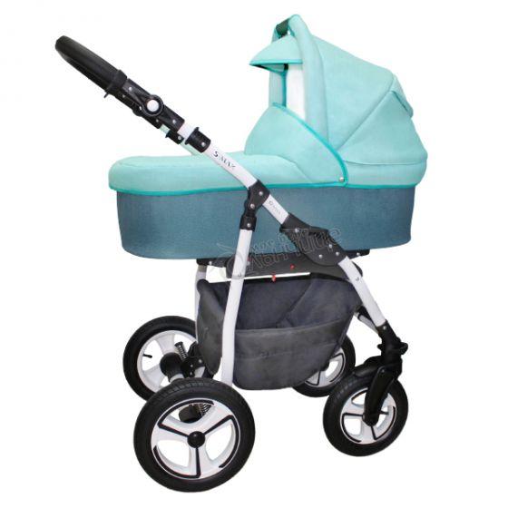 Бебешка количка S-MAX MOJITO - NIO