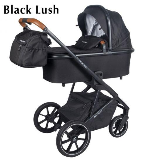 Бебешка количка SLICK 2в1 - MUUVO 2020 - черна