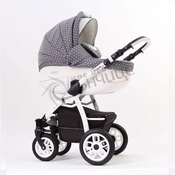 Бебешка количка 2в1 STELLA ROMA - RETRUS 2016