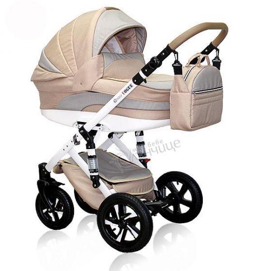 Бебешка количка VOGUE OPAL - NIO