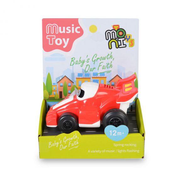 Бебешка спортна кола F1