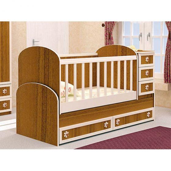 Трансформиращо бебешко легло Алекс - люлка плюс