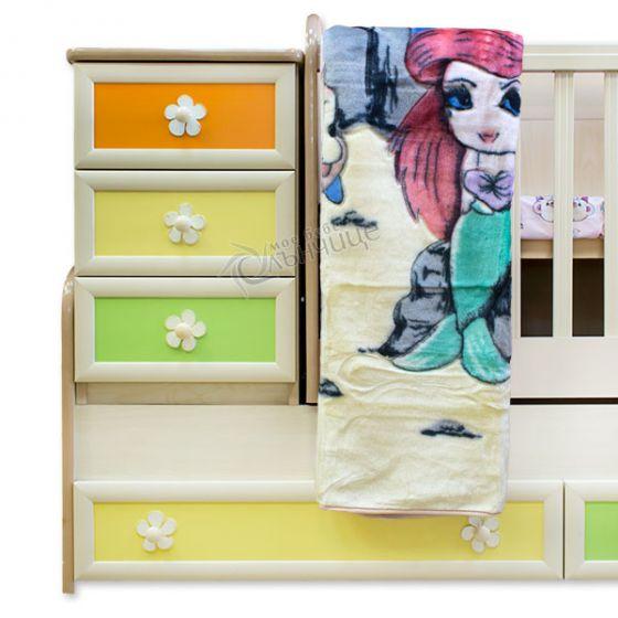 Бебешко одеяло - Русалка