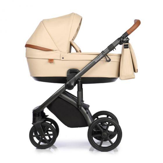 Бебешка количка 2в1 BLOOM CAMEL - ROAN - бежова