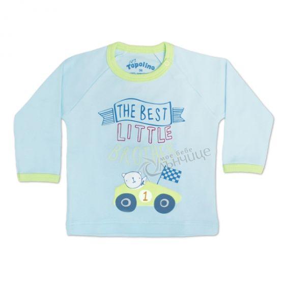 Блуза с дълъг ръкав - Little Brother