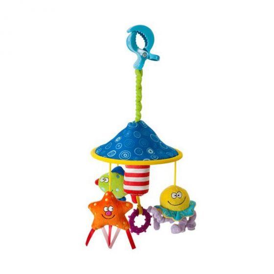 Цветна въртележка Color - Taf Toys