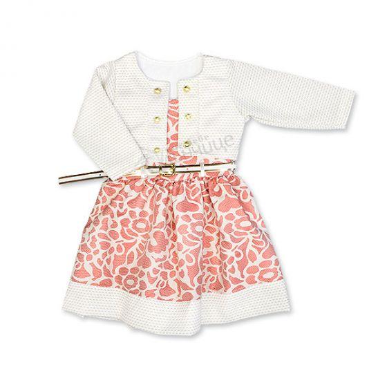 Комплект рокля и болеро Shine