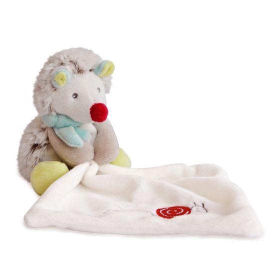 Дуду таралежче с кърпичка - BabyNat