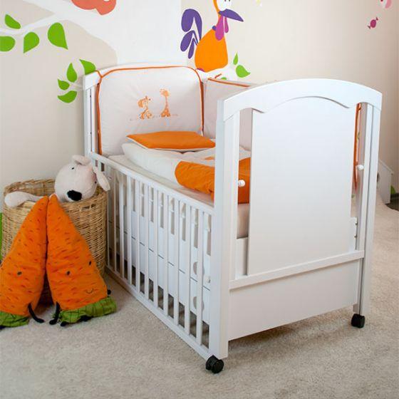 Дървено легло Filip 60/120см