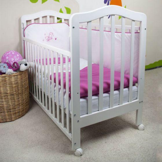 Дървено легло - MEGI 60/120см