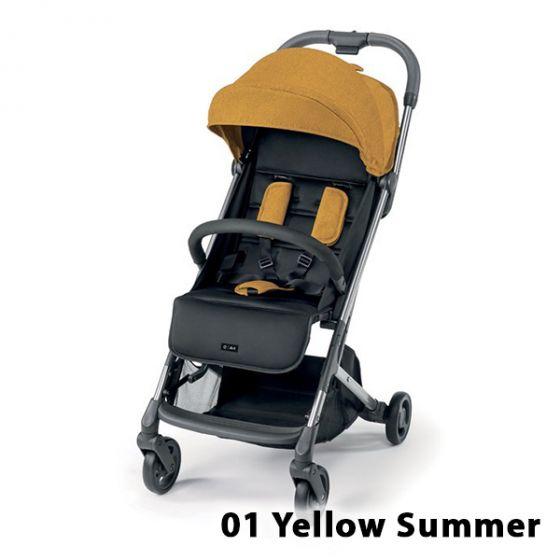 Лятна количка ART - ESPIRO - жълта