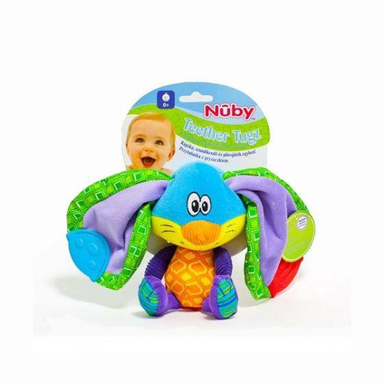 Играчка животно с движещи уши NUBY