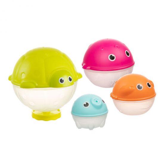 Комплект креативни играчки за баня - OCEAN
