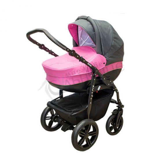 Бебешка количка 2в1 FIO ROSE - RETRUS 2016