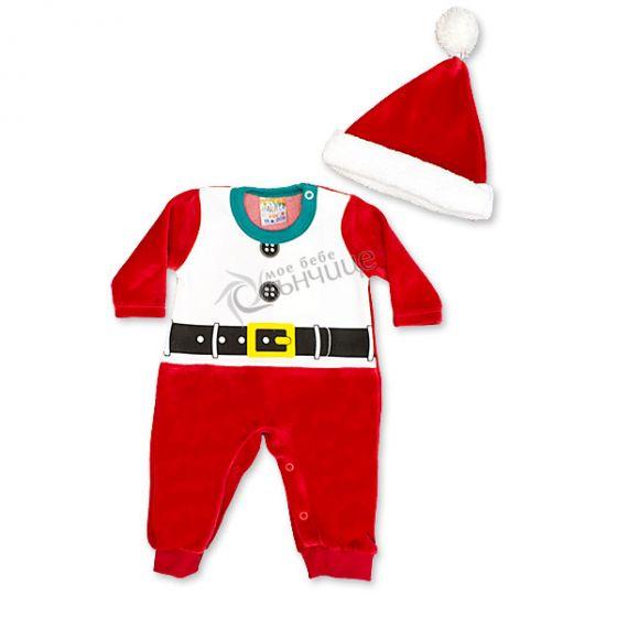Коледен гащеризон Дядо Коледа
