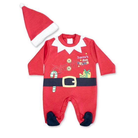 Коледен гащеризон - Little Santa