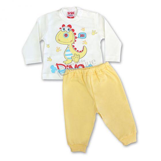 Комплект две части - Dino Yellow