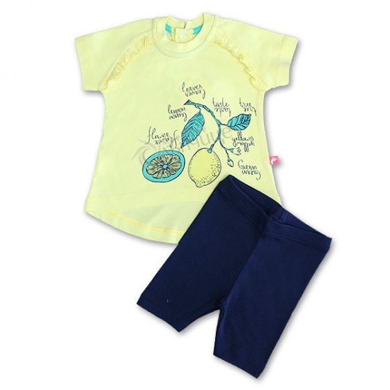 Летен комплект две части - Sunny Lemon