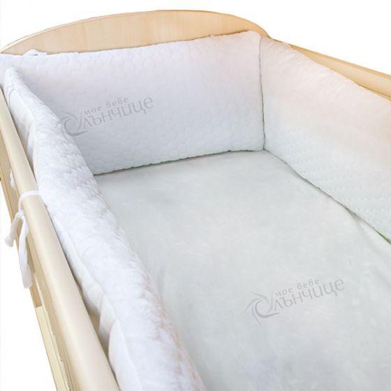 Комплект обиколници за креватче - Softwell