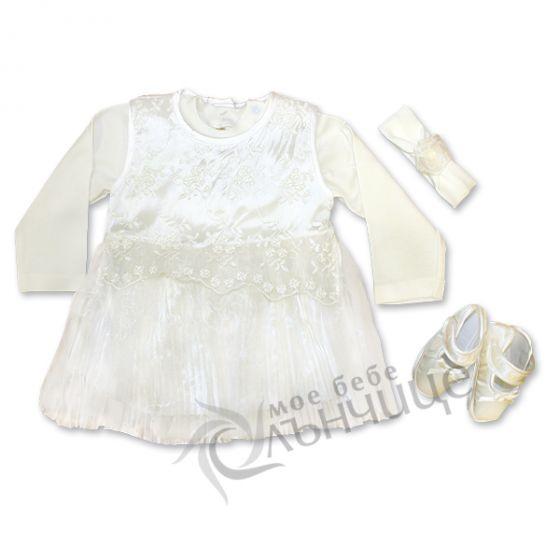 Комплект за изписване с рокличка