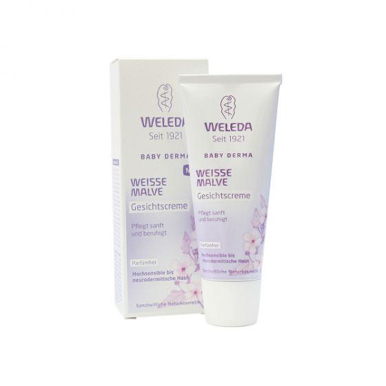 WELEDA - Крем за лице за чувствителна кожа