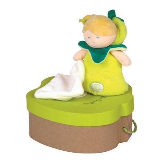 Кукла Ябълка - Doudou et Compagnie