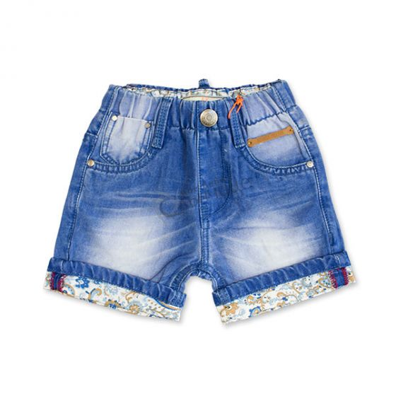 Къси панталони - дънкови