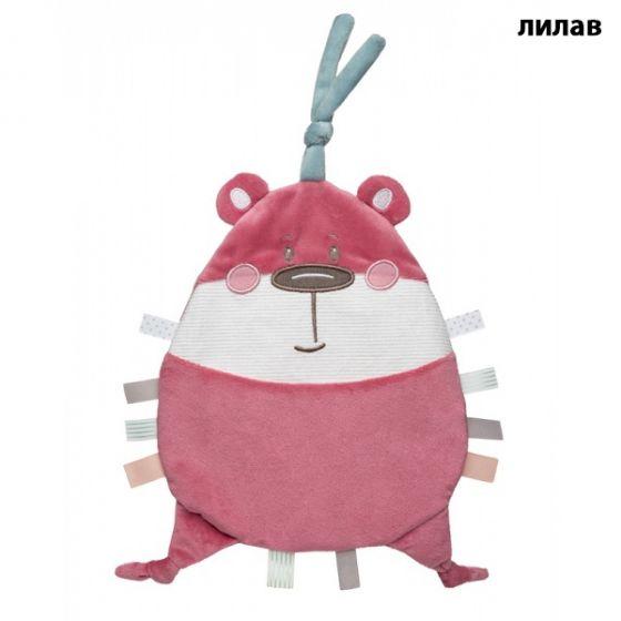 Мека играчка за гушкане Pastel Friends - CANPOL