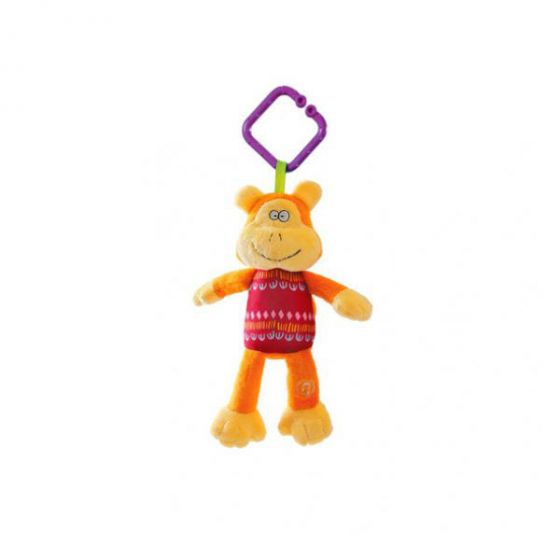 Музикална плюшена играчка Monkey