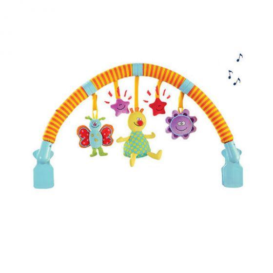 Музикална играчка за количка
