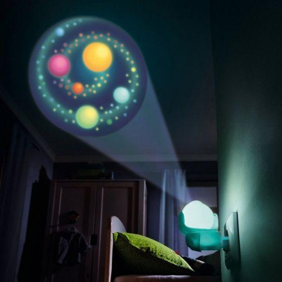 Нощна лампа Галактическа дъга - Haba