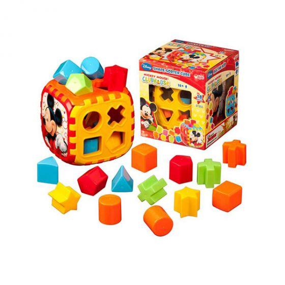 Образователен куб сортер Mickey