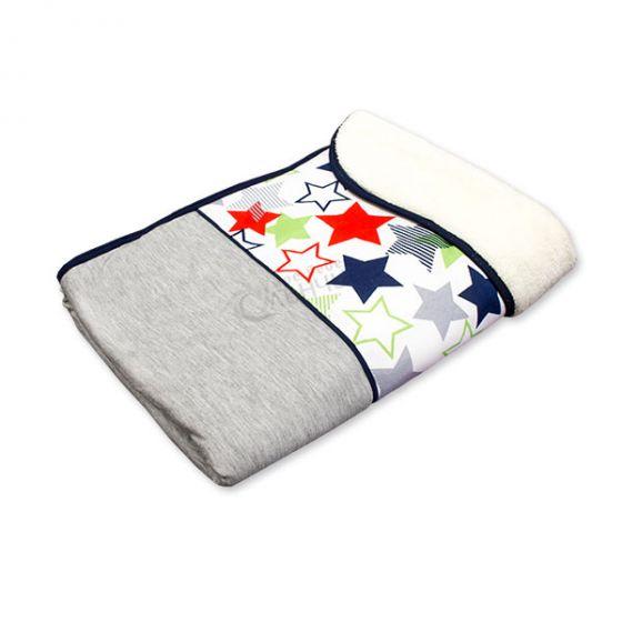 Одеяло пелена - Stars Пaмук/Кохавлия
