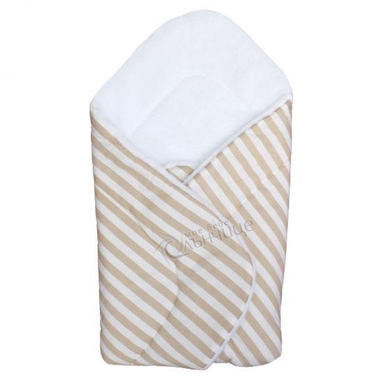 Пелена Прегърни ме за повиване и изписване - Stripes