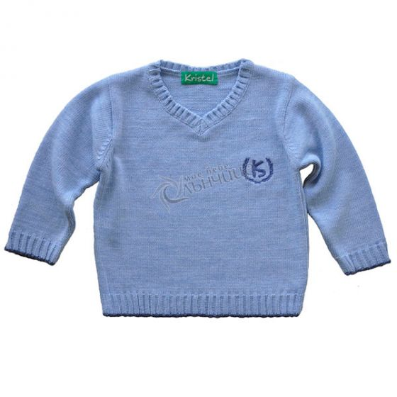 Плетен пуловер BOY