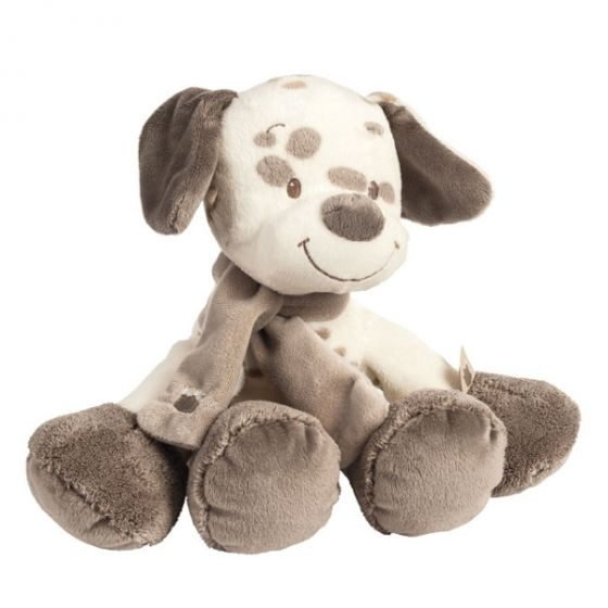 Плюшена играчка Cuddly Max - Nattou
