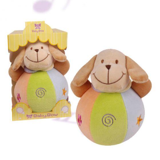 Плюшена играчка Куче - Baby Bow