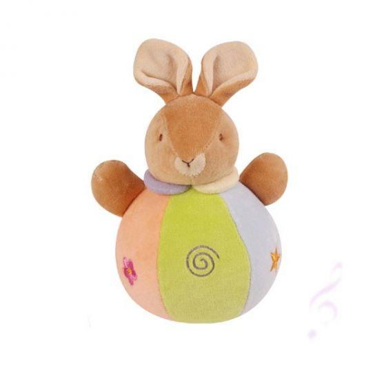Плюшена играчка Зайче - Baby Bow