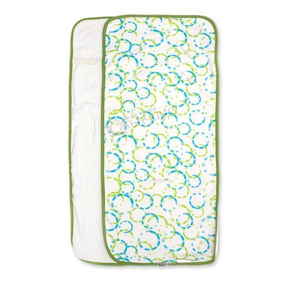 Подложка за количка с хавлиен гръб - Bubbles