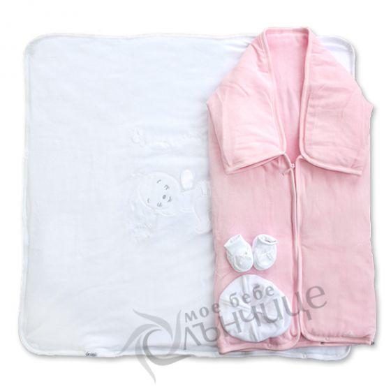 Одеяло - порт-бебе Bebessi