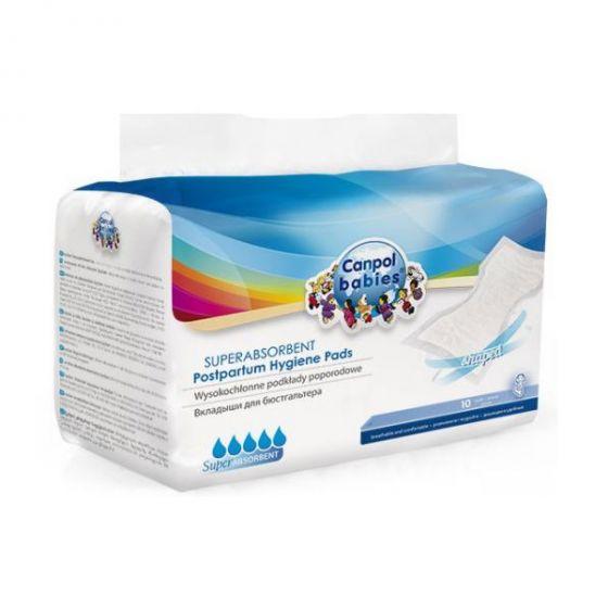 Следродилни хигиенни превръзки - CANPOL